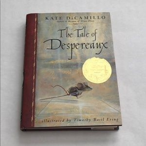 Other - The Tale of Despereaux Book